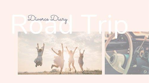 divorce diary road trip